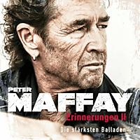 Peter Maffay - ERINNERUNGEN 2 - DIE STARKSTEN - [CD]