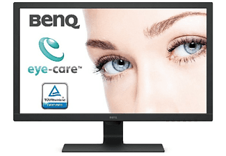 """Monitor - BenQ BL2483T, 24"""", Full HD, TN, 5 ms, 16:9, FreeSync™, HDMI, DVI-D, LED Negro"""