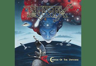 R.U.S.T.X - CENTER OF UNIVERSE  - (CD)