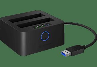 ICY BOX IB-2502CL-U3, Festplatten Dockingstation, extern