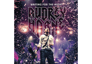 Audrey Horne - Waiting For The Night (Live) (2LP + Blu-ray) Vinyl