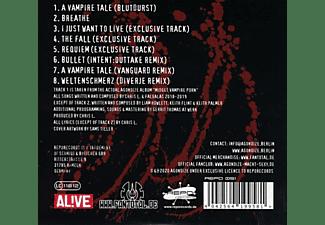 Agonoize - A VAMPIRE TALE (LTD. EDITION)  - (CD)