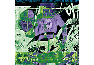 Cabaret Voltaire - Chance Versus Causality CD