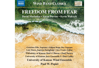 Gretchen Pille, Paul W. Popiel, Ashton Rapp - FREEDOM FROM FEAR  - (CD)