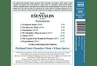 Ethan Sperry, Portland State Chamber Choir - Translations [CD]