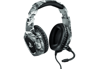 TRUST GXT 488 FORZE-G, Over-ear Gaming-Headset Grau
