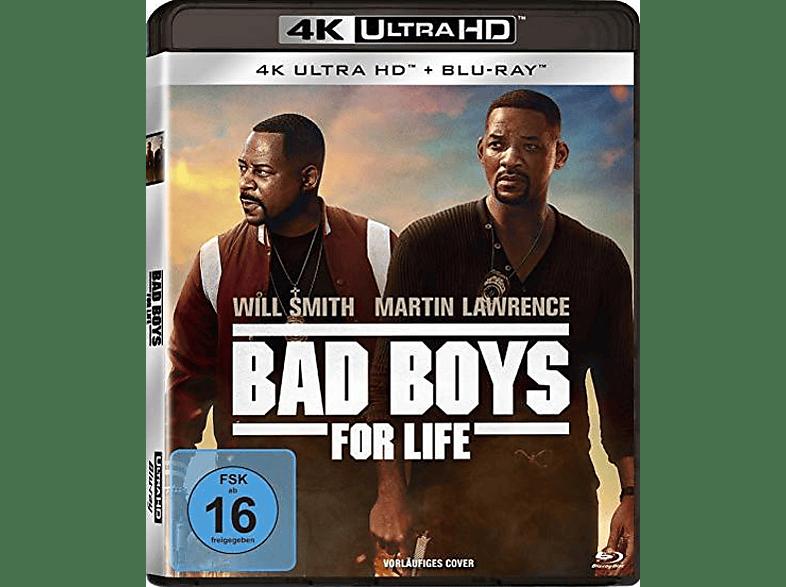 Bad Boys for Life [4K Ultra HD Blu-ray + Blu-ray]