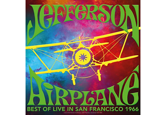 Jefferson Airplane - Best Of Live In San Francisco Vinyle