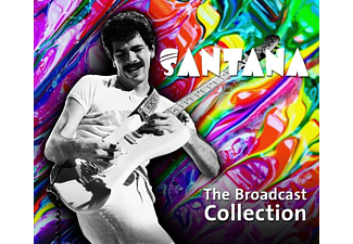 Carlos Santana - The Broadcast Collection CD