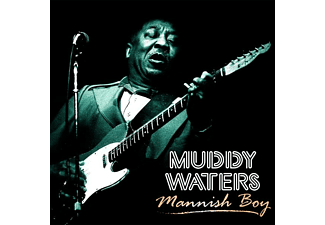 Muddy Waters - Mannish Boy Vinyle