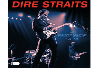 Dire Straits - The Broadcast Collection 1979 - 1992 CD