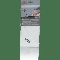 NIGRIN Performance 71121 Lack Microfasertuch, Weiß
