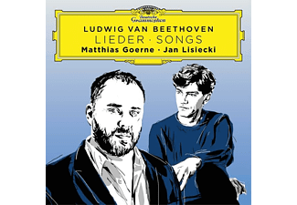 Matthias Goerne, Jan Lisiecki - Beethoven Songs  - (CD)