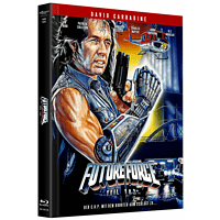 Future Force 1 & 2  [Blu-ray]