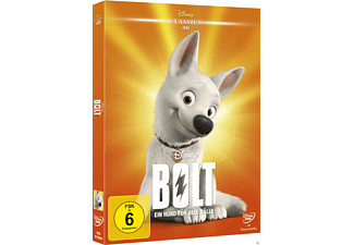 Bolt - Ein Hund für alle Fälle (Disney Classics)  DVD