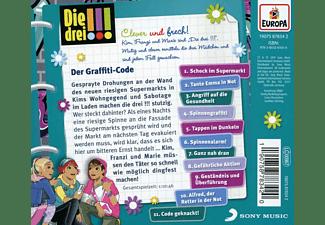 Die Drei ??? - 064/Der Graffiti-Code  - (CD)
