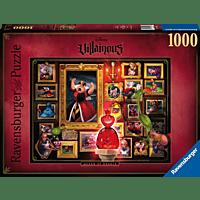 RAVENSBURGER Villainous:Queen of Hearts Puzzle Mehrfarbig