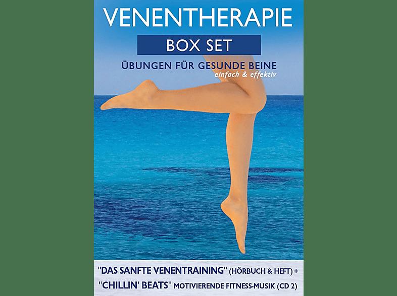 Canda - Venentherapie Box Set: Übungen für gesunde Beine - (CD)