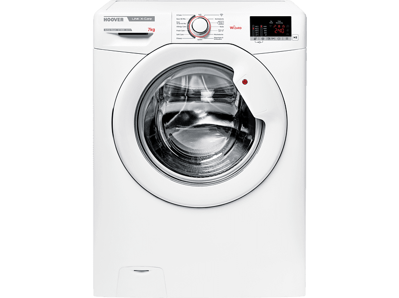 HOOVER HSX4 1472D3/1-84 Link X-Care Waschmaschine (7 kg, 1400 U/Min., A+++)
