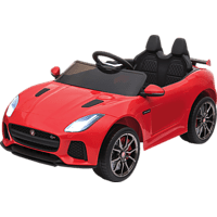 JAMARA KIDS Ride-on Jaguar F-Type SVR 12V Modellfahrzeug, Rot