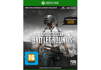 Xbox One - Playerunknown's Battlegrounds /D/F