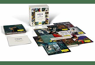 VARIOUS - Oper Auf Deutsch  - (CD)
