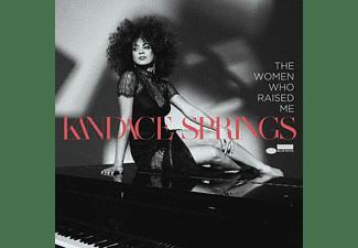 Kandace Springs - THE WOMEN WHO RAISED ME  - (Vinyl)