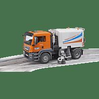 BRUDER MAN TGS LKW Straßenreinigung Spielzeuglaster