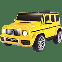 JAMARA Ride-on Mercedes-Benz AMG G 63 Modellfahrzeug, Gelb