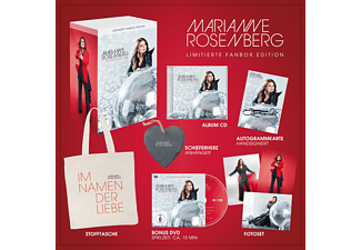 Marianne Rosenberg - Im Namen der Liebe (limitierte Fanbox Edition)  - (CD + DVD Video)