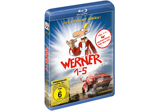 Werner 1-5 Königbox Blu-ray