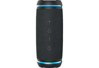SWISSTONE BX 520 TWS Bluetooth Lautsprecher, Dunkelgrau