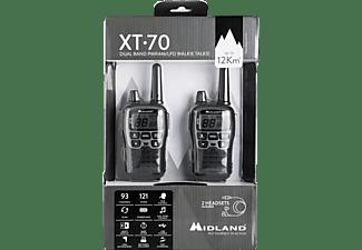 MIDLAND XT70  Funkgerät Grau/Schwarz