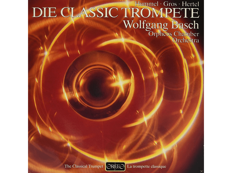 Wolfgang Basch, Orpheus Chamber Orchestra - Die Classic Trompete [Vinyl]