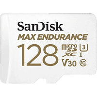 SANDISK Max Endurance, Micro-SDXC Speicherkarte, 128 GB, 100 MB/s