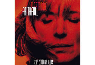 Marianne Faithfull - 20th Century Blues CD