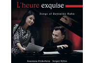 Anastasia Prokofieva, Sergey Rybin - L'heure Exquise [CD]