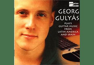 Georg Gulyas - Lateinamerikan.Gitarrenmusik  - (CD)