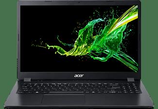 ACER Aspire 3 (A315-56-321M), Notebook mit 15,6 Zoll Display, Core™ i3 Prozessor, 8 GB RAM, 512 GB SSD, Intel® UHD Grafik, Schwarz