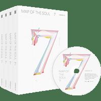BTS - Map of the Soul: 7 (Box/+Schlüssel-Anhänger Nur Online) [CD]