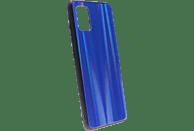 AGM 29992 Polar , Backcover, Samsung, Galaxy A51, Gehärtetes Glas, Thermoplastisches Polyurethan, Blau