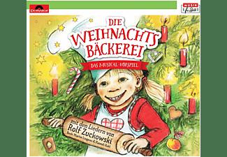 Die Weihnachtsbäckerei - Die Weihnachtsbäckerei-Das Musical-Hörspiel  - (CD)