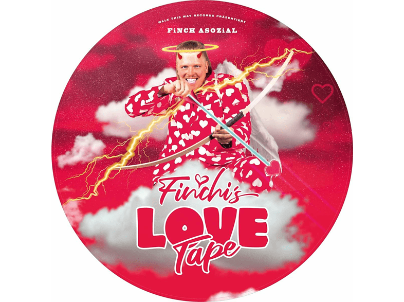 Finch Asozial - Finchi's Love Tape [Vinyl]