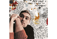 Rhys Lewis - Things I Chose To Remember [CD]