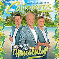 Calimeros - Sommer,Sonne,Honolulu - [CD]