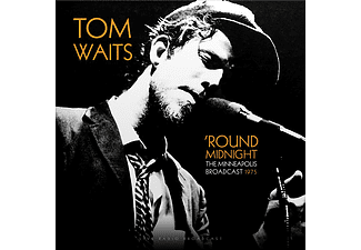 Tom Waits - Best Of Round midnight 1975 Vinyle
