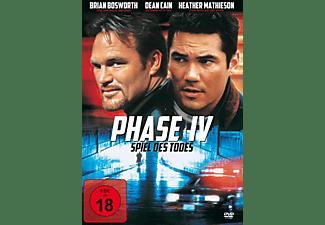 Phase IV - Spiel des Todes DVD
