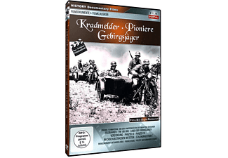 Kradmelder,Pioniere,Gebirgsjäger DVD
