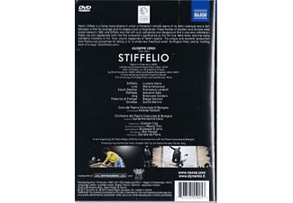 VARIOUS - Stiffelio  - (DVD)