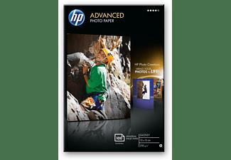 HP Advanced Fotopapier glänzend 10x15 Q8692A